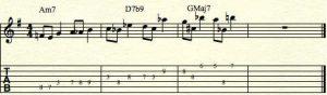 bebop-guitar-improvisation