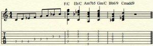 dorian-mode-chord-progression