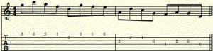 scale-sequence-d-minor-pentatonic