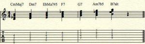 harmonized-melodic-minor