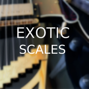 What is an Exotic Guitar Scale?