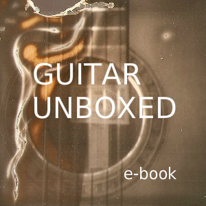 guitar unboxed e-book